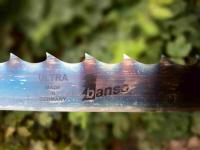 Ленточное полотно по дереву BANSO Ultra Flex-back